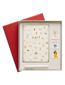 2019 Sweet Weekly Diary Gift Pack Christmas 2018 by Kikki.K