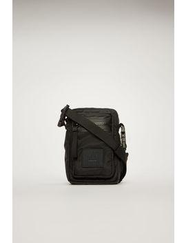 Pocket Bag Black/Brown by Acne Studios