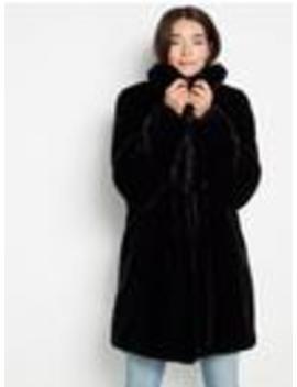 Kabát ZUmělé Kožešiny by Lindex
