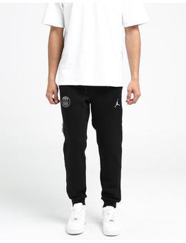 Jordan X Paris Saint Germain Bc Fleece Pant Black by Nike