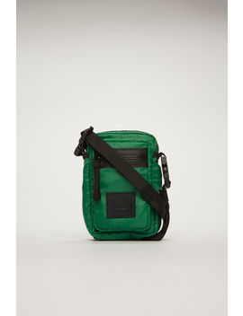 Pocket Bag Green/Black by Acne Studios