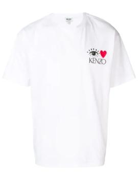 Classic Logo T Shirt by Kenzo