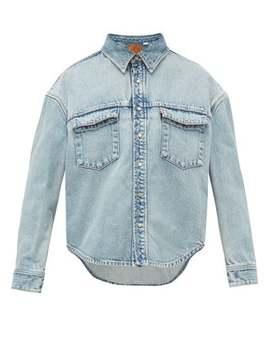 X Levi's Denim Jacket by Wardrobe.Nyc