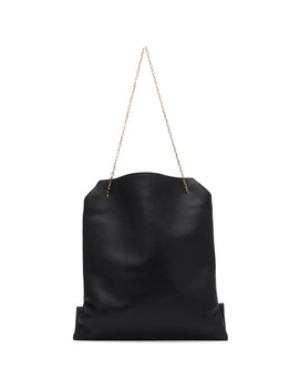 Black Small Lunch Bag by The Row