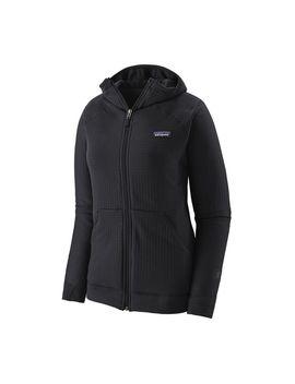Patagonia Women's R1® Fleece Full Zip Hoody by Patagonia