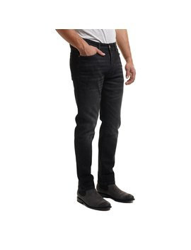 Johnny Stretch Jeans Standard Fit   Black by Peter Manning