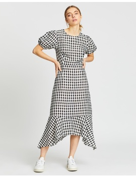 Midi Tea Dress by Aere