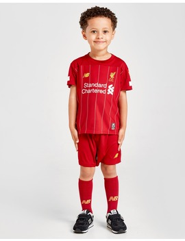 New Balance Liverpool Fc 2019 Home Kit Children by New Balance
