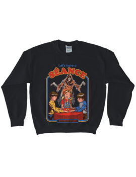 'let's Have A Seance' Sweatshirt by Wicked