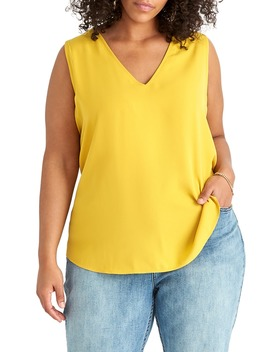 Claire Sleeveless Top by Rachel Rachel Roy
