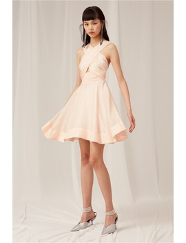 In Knots Mini Dress by Bnkr