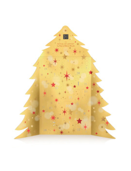 The Ritual Of Advent 2 D Christmas Tree 2019 Adventskalender Rituals Geschenksets by Rituals