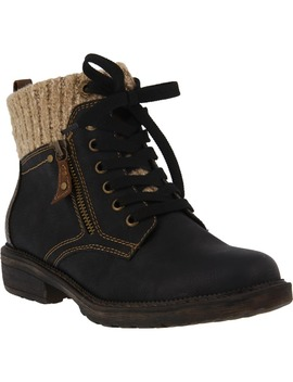 Khazera Lace Up Boot by Spring Step