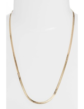 Maya Snake Chain Necklace by Set & Stones