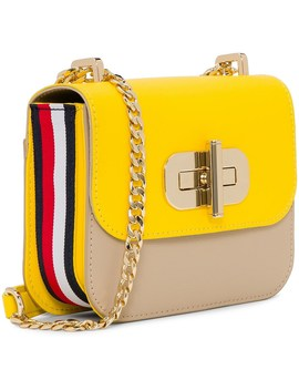Turnlock Mini Crossover by Tommy Hilfiger