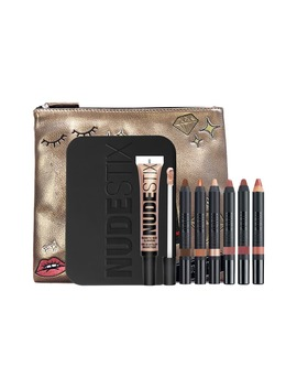 Soft & Smoky Nudes Full Size Lip & Eye Set by Nudestix