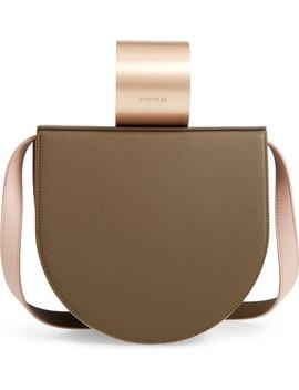 D'estrëe Lucio Cuff Handle Leather Bag by D Estree