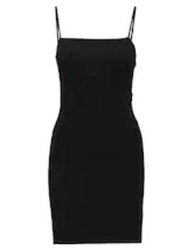Hailey Strap Dress   Fodralklänning by Weekday