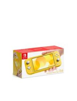 Switch Lite Console   Yellow by Nintendo Switch Lite