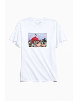 Mr. Rogers Photo Tee by Urban Outfitters
