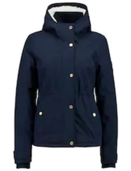 Luxe All Weather Jacket   Jas by Hollister Co.
