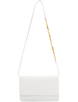 White 'le Sac Riviera' Bag by Jacquemus