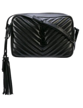 Bandolera Acolchada by Saint Laurent