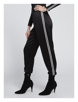 Pete Crystal Pull On Pant by Alice And Olivia