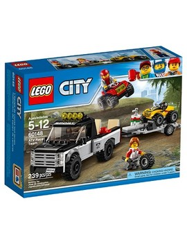 Lego City Atv Race Team 60148 Building Kit With Toy Truck And Race Car Toys 239pc by Lego