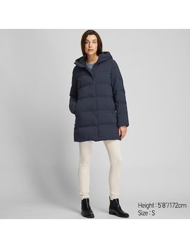 Women Seamless Down Short Coat (28) by Uniqlo