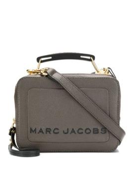 Handtasche Mit Logo Schild by Marc Jacobs