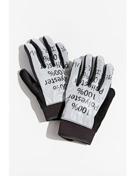 Uo Iridescent Reflective Glove by Urban Outfitters