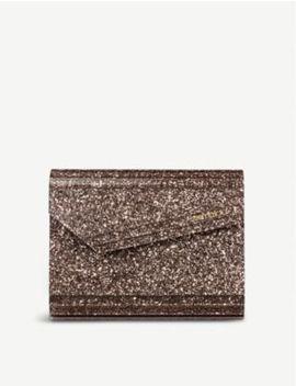 Candy Glitter Clutch Bag by Jimmy Choo
