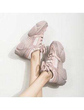 Miaolv   Chunky Platform Sneakers by Miaolv