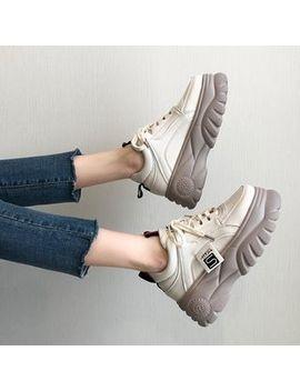 Futari   Platform Chunky Sneakers by Futari