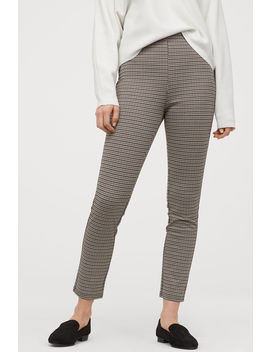 Leggings A Motivi Jacquard by H&M