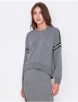 Oversized Trim Sweatshirt by Sundry Clothing