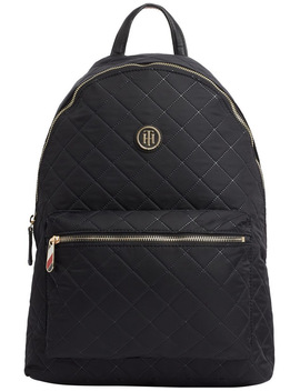 Quilted Backpack by Tommy Hilfiger