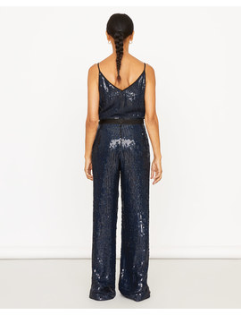 Sequin Trouser by Jigsaw