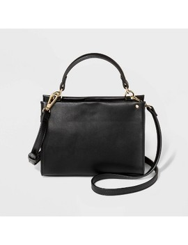 Top Handle Crossbody Bag   A New Day™ by A New Day
