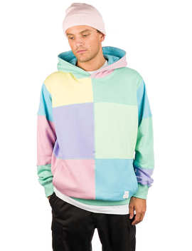 Patchwork Hoodie by Teddy Fresh
