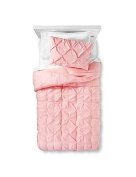 Pinch Pleat Comforter Set   Pillowfort™ by Shop Collections