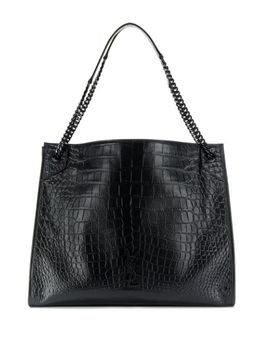 Large Niki Shopper Tote by Saint Laurent