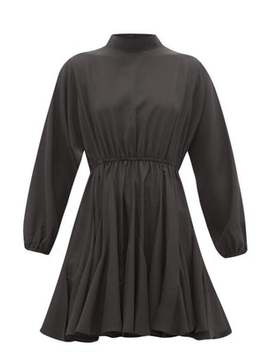 Caroline Crepe Dress by Rhode