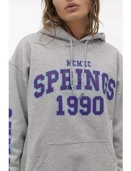 Uo 1990 Springs Hoodie by Urban Outfitters Shoppen