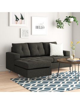 Stoneham Reversible Sectional by Zipcode Design