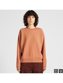 Women Uniqlo U Sweatshirt (21) by Uniqlo