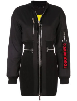 Bomber Dress by Dsquared2