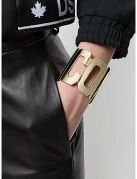 Icon Cuff Bracelet by Dsquared2