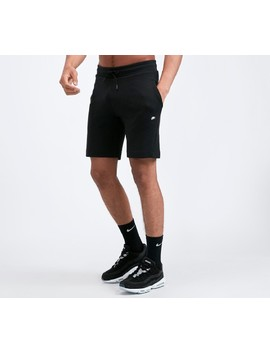 Optic Fleece Short | Black by Nike